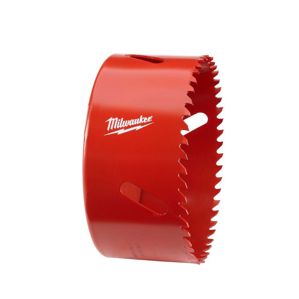 Milwaukee 3-5/8 in. Carbide Tipped Hole Saw
