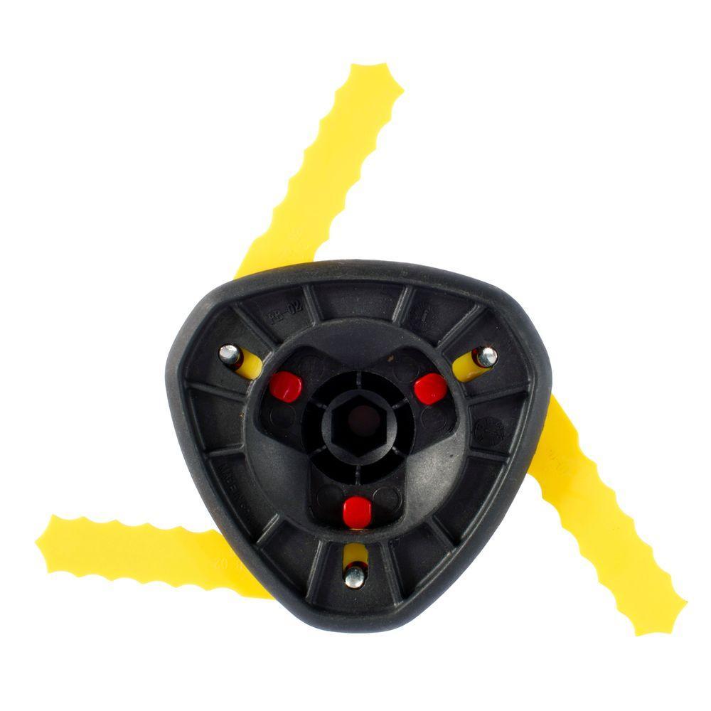 Push-N-Load 3-Blade Universal Trimmer Head