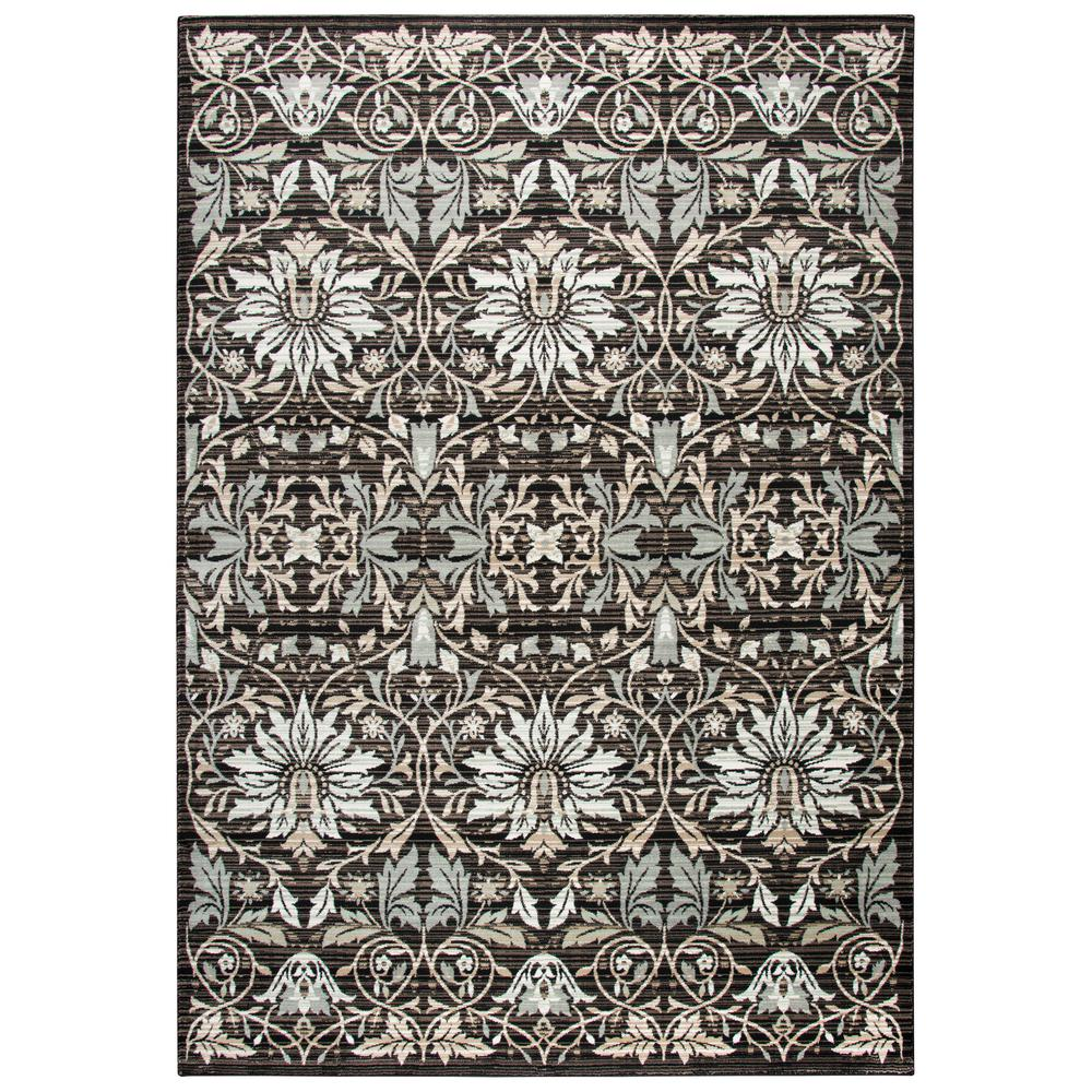 Rizzy Home Zenith Green Multi 10 Ft. X 13 Ft. Area Rug