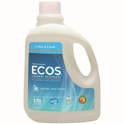 170 oz. Free and Clear Liquid Laundry Detergent