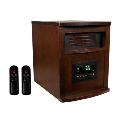 LifePro 6 Element 1500W Portable Electric Infrared Quartz Space Heater