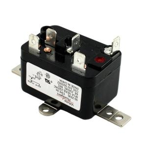 White Rodgers 24 Volt Coil Voltage Spdt Rbm Type Relay 90
