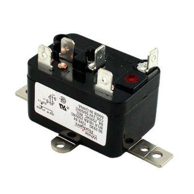 24-Volt Coil-Voltage SPDT RBM Type Relay