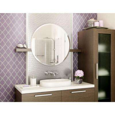 Linox 11.88 in. x 12 in. Stainless Steel Self-Adhesive Decorative Wall Tile (23.76 sq. ft./case)