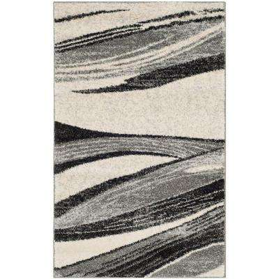 striped 3 x 5 area rugs rugs the home depot rh homedepot com