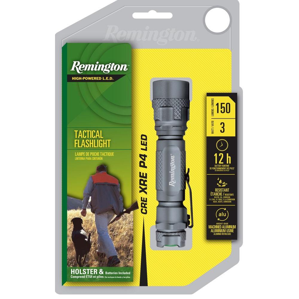 Rayovac Remington High Performance LED Tactical Flashlight-DISCONTINUED