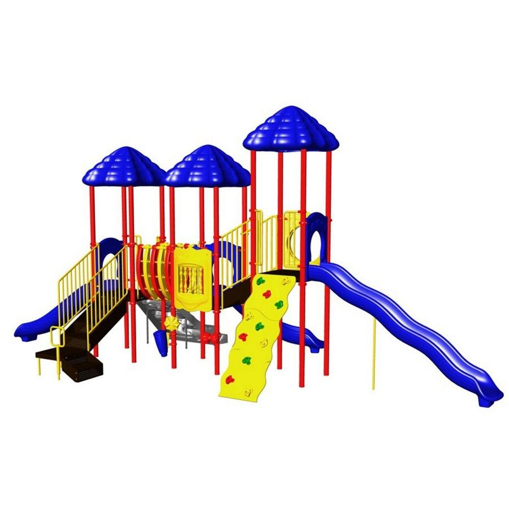 Home Depot Play Equipment : Ultra play uplay today rainbow lake playful commercial