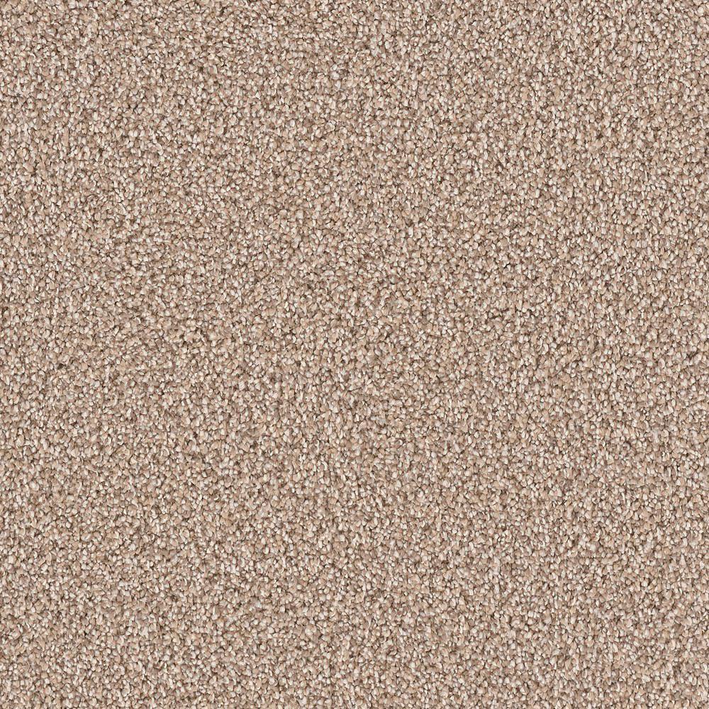 Trendy Threads I Color Graham Texture 12 Ft Carpet