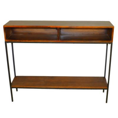 Solid Wood Entryway Tables Entryway Furniture The Home Depot