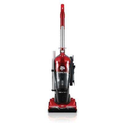Power Duo Carpet and Hard Floor Cyclonic Bagless Upright Vacuum Cleaner