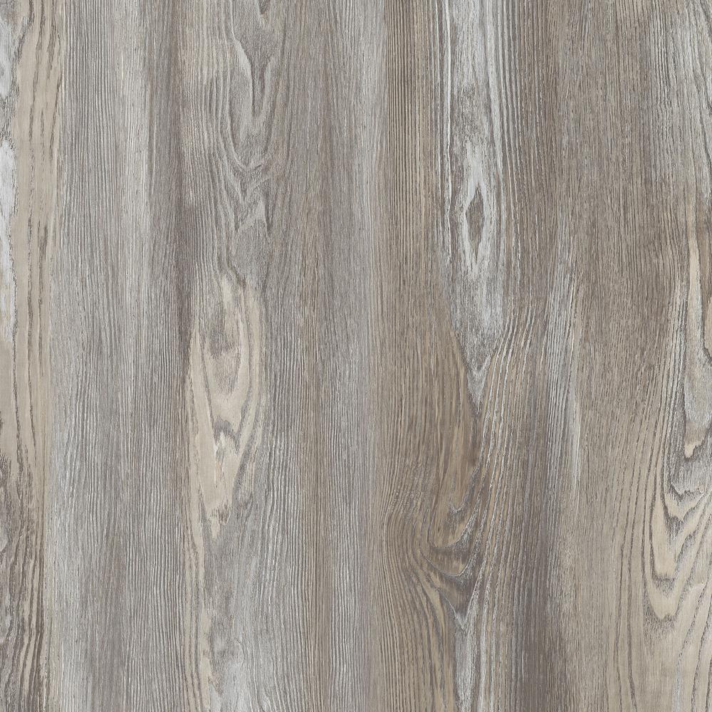 Take Home Sample - Ash Clay Luxury Vinyl Flooring - 4 in. x 4 in.