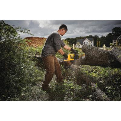 16 in. 60V MAX Lithium-Ion Cordless FLEXVOLT Brushless Chainsaw with (1) 2.0Ah Battery and Charger Included