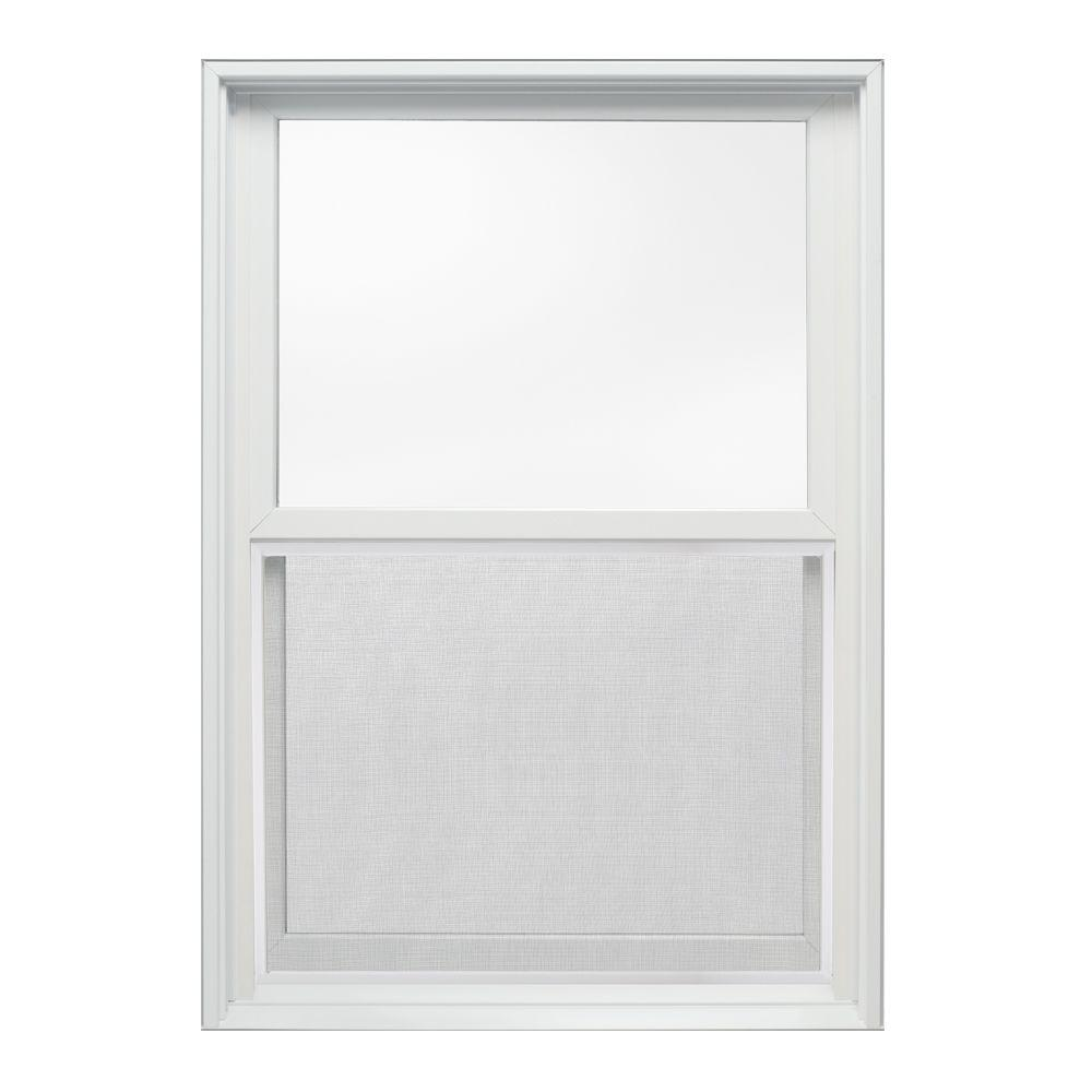 25.375 in. x 36 in. W-2500 Series Double Hung Wood Window