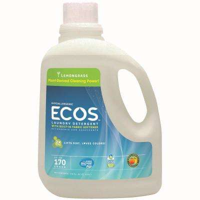 170 oz. Lemongrass Scented Liquid Laundry Detergent