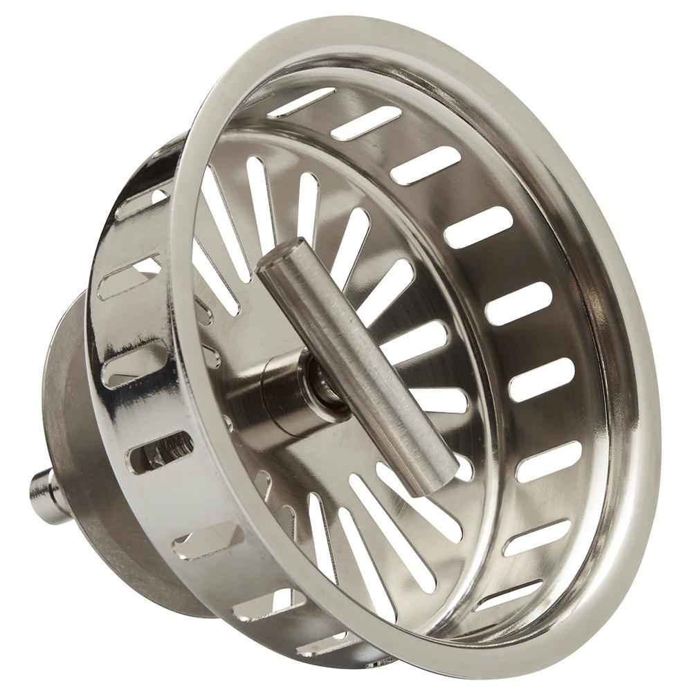 Stainless Steel Basket Strainer and Spin Lock Strainer in Stainless Steel