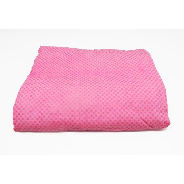 32 in. x 16 in. Cooling Towel in Pink