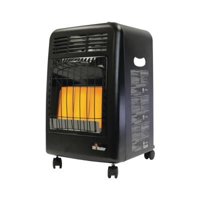 18,000 BTU Radiant Propane Portable Cabinet Space Heater