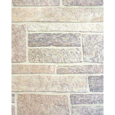 1/4 in. x 48 in. x 96 in. DPI Canyon Stone Wall Panel