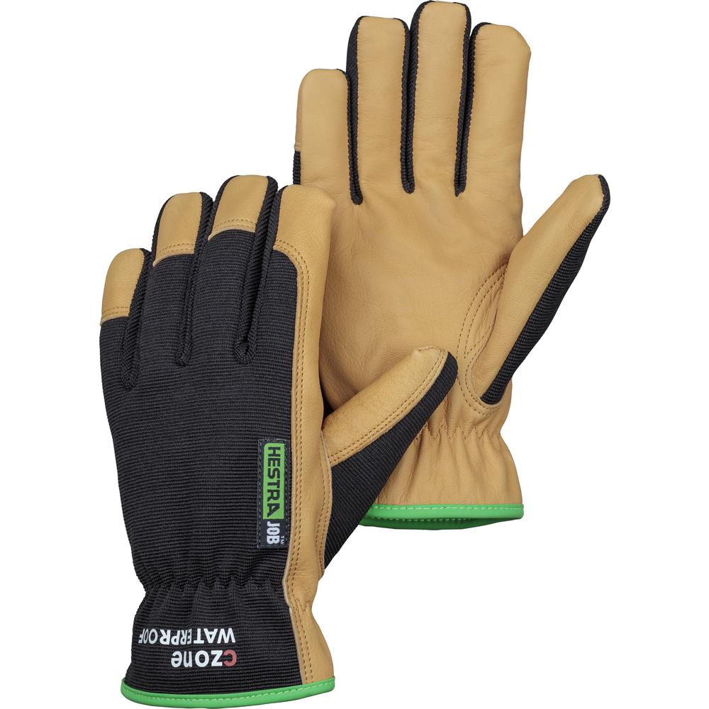 a9a4ee67787eb Hestra JOB X-Large Kobolt CZone Waterproof Gloves-73060-701-10 - The Home  Depot