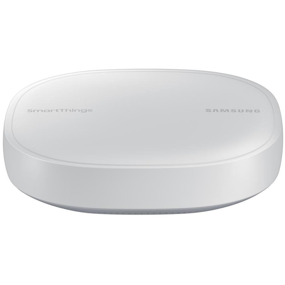 Samsung SmartThings SmartThings Wifi (1-Pack) Mesh Router Range Extender  with SmartThings Hub Functionality Whole-Home WiFi Coverage