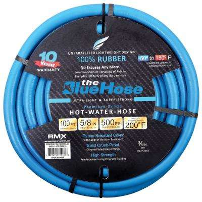 The BlueHose 5/8 in. x 100 ft. Water Hose