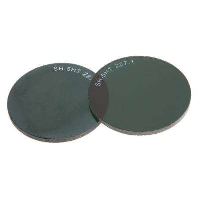 50 mm #5 Shade Round Lens Replacement Eye Pieces