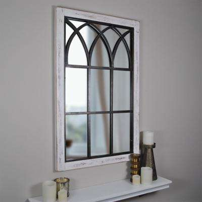 Firstime And Co. Vista Arched Window Mirror
