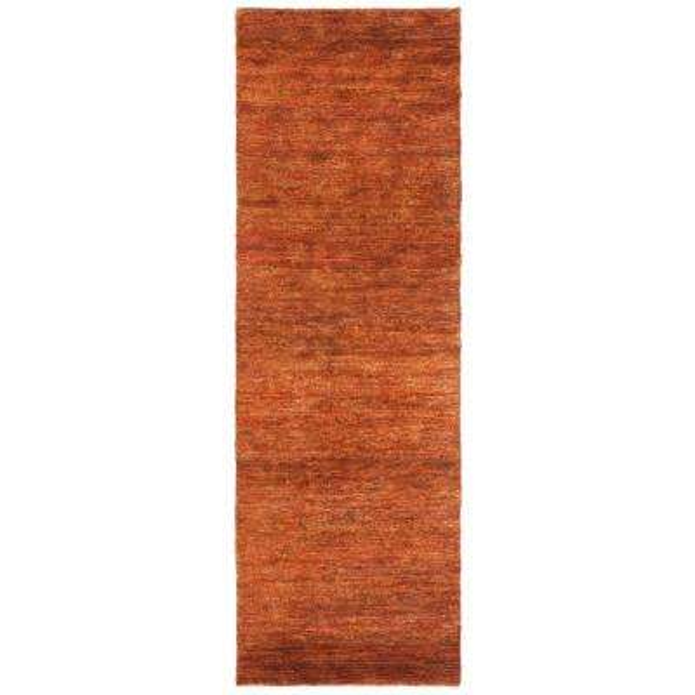 Bohemian Rust 3 ft. x 12 ft. Runner Rug