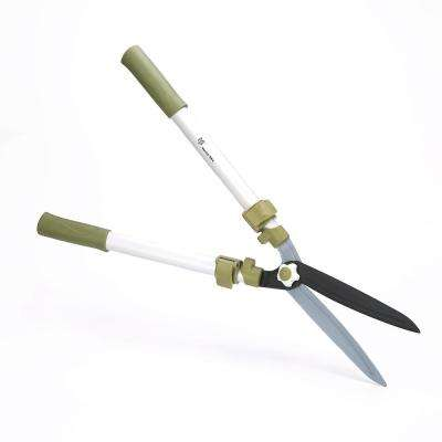 10 in. Blades Telescopic Hedge Shears