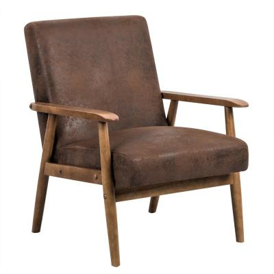 Charles Brown Classic Mid-Century Modern Chair