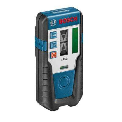 Green-Beam Rotary Laser Level Receiver