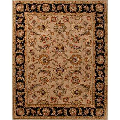 Hand Tufted Safari 12 Ft X 15 Oriental Area Rug
