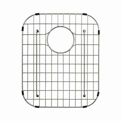 Stainless Steel Bottom Grid for KBU24 Left Bowl 32in. Kitchen Sink, 13 3/4in. x 16 7/8in. x 1 1/4in.