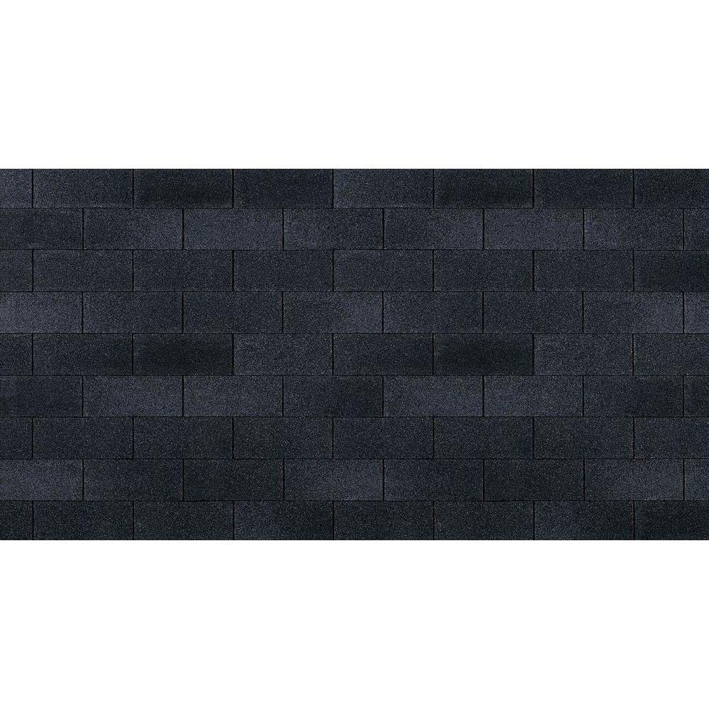 3 tab shingles red. Owens Corning Supreme Onyx Black 3-Tab Asphalt Roofing Shingles (33.3 Sq. Ft 3 Tab Red L