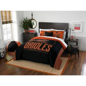 Orioles 3-Piece GrandSlam Multi Full and Queen Comforter Set by