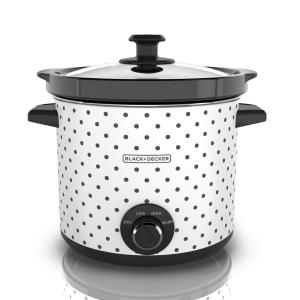 Click here to buy Black & Decker 4 qt. Slow Cooker by BLACK+DECKER.