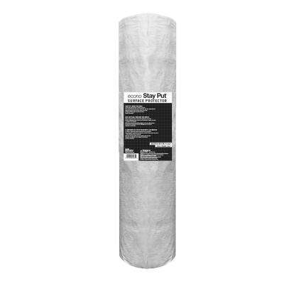 Stay Put Surface Protector 24 in. x 100 ft.