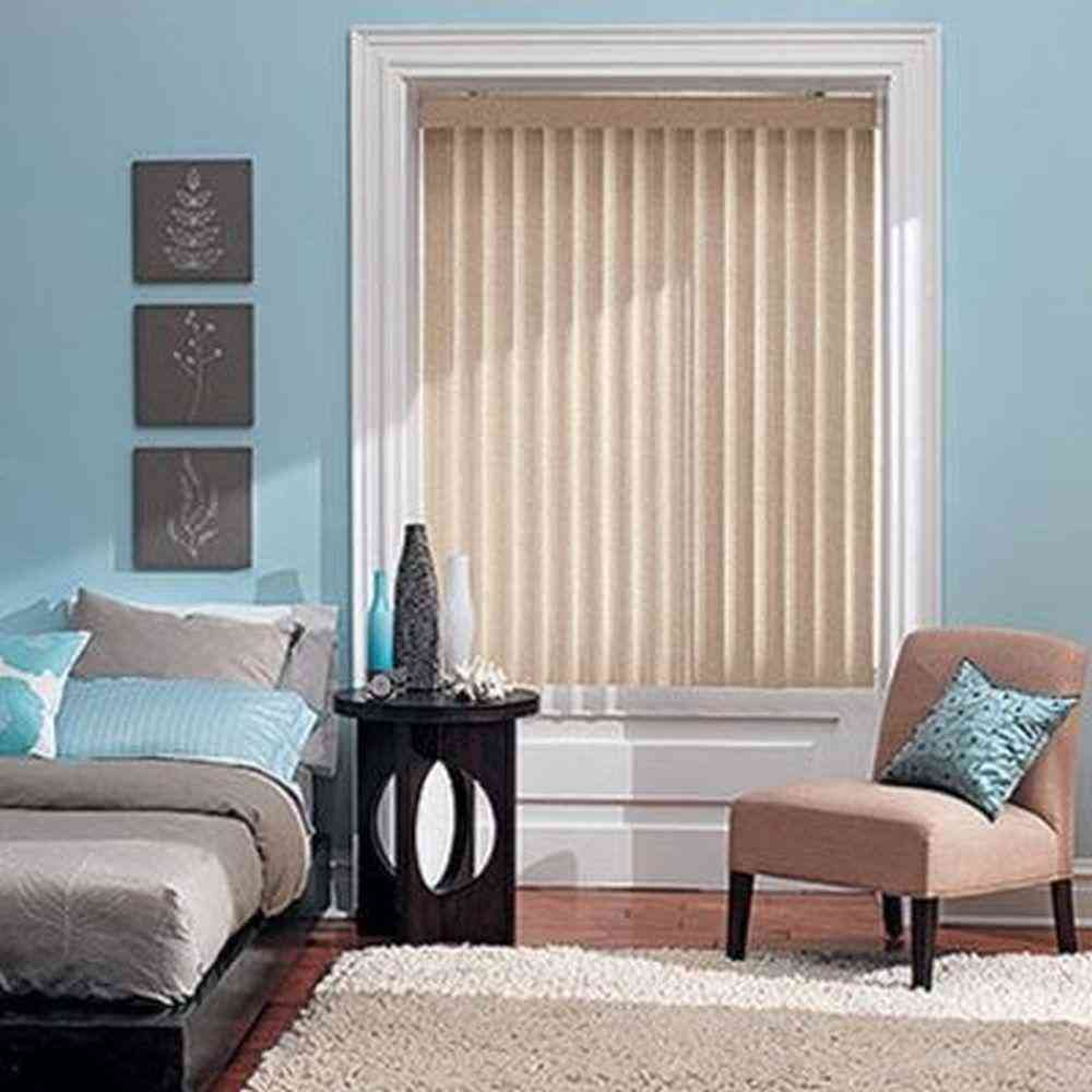 Bali 3.5 in. S-Shaped Vinyl Vertical Blind - Sale: $66.42 USD (25% off)