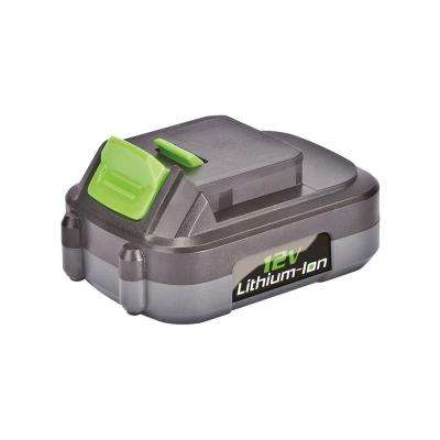 12-Volt Lithium-Ion Replacement Battery