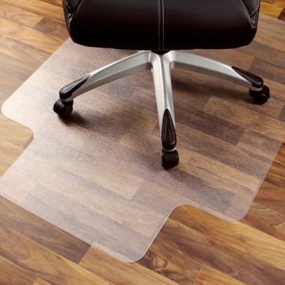 Polycarbonate Lipped Chair Mat for Hard Floor - 35 x 47 in.