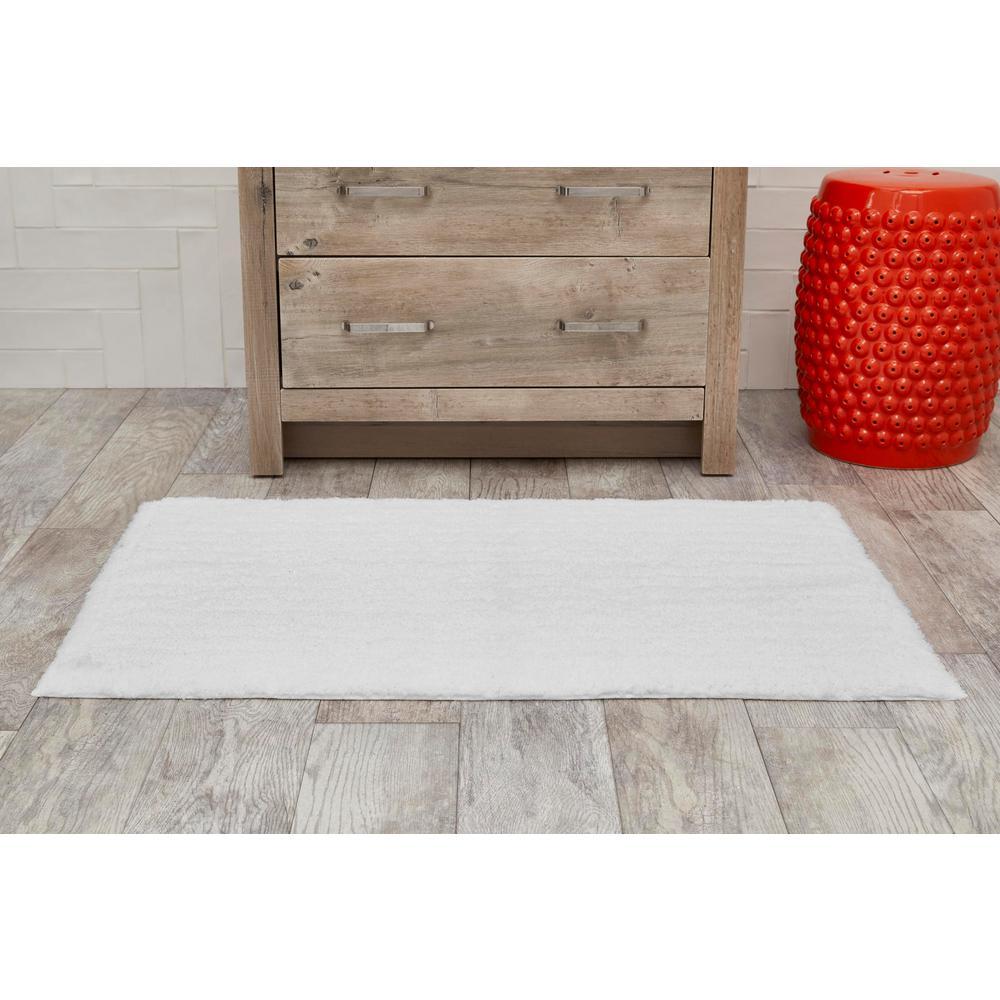 Cotton Non-Skid Bath Rug