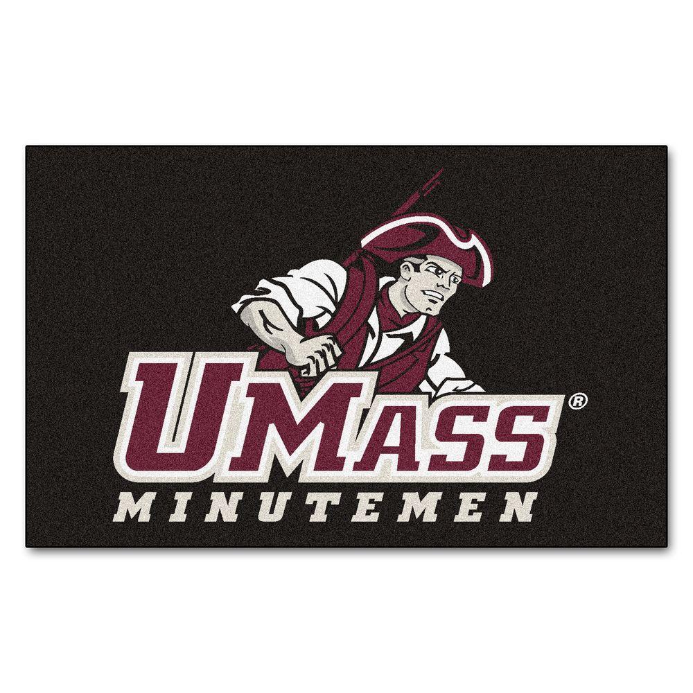 University of Massachusetts Amherst 60 in. x 96 in. Ulti-Mat