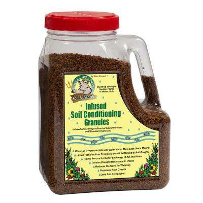 Trident's Pride by Bare Ground 5 lb. Ready-to-Use Soil Conditioning Granules Shake-Top Jug