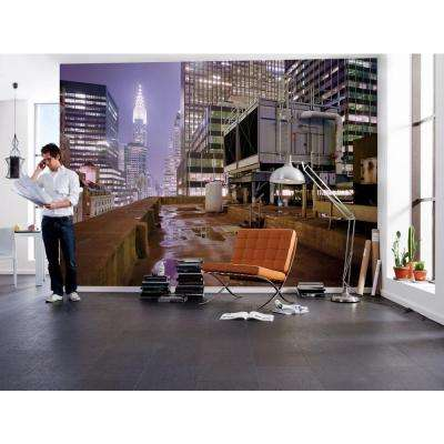100 in. x 145 in. On Top Wall Mural