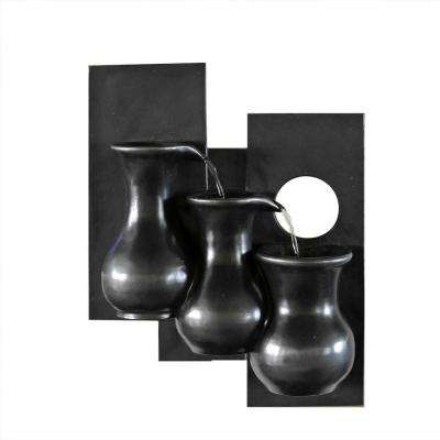 Three Jugs Wall Hanging Wall Fountain