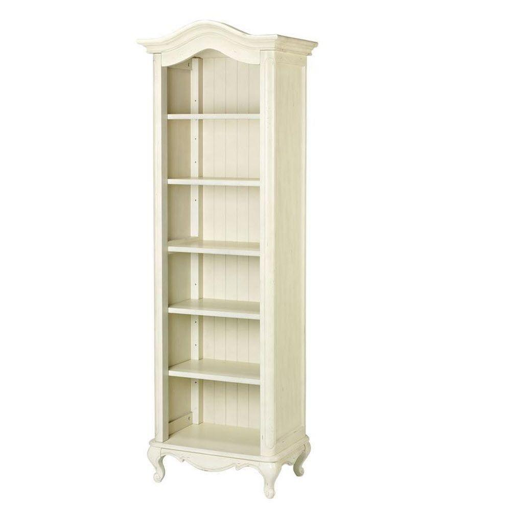 Home Decorators Collection Provence Cream Open Bookcase