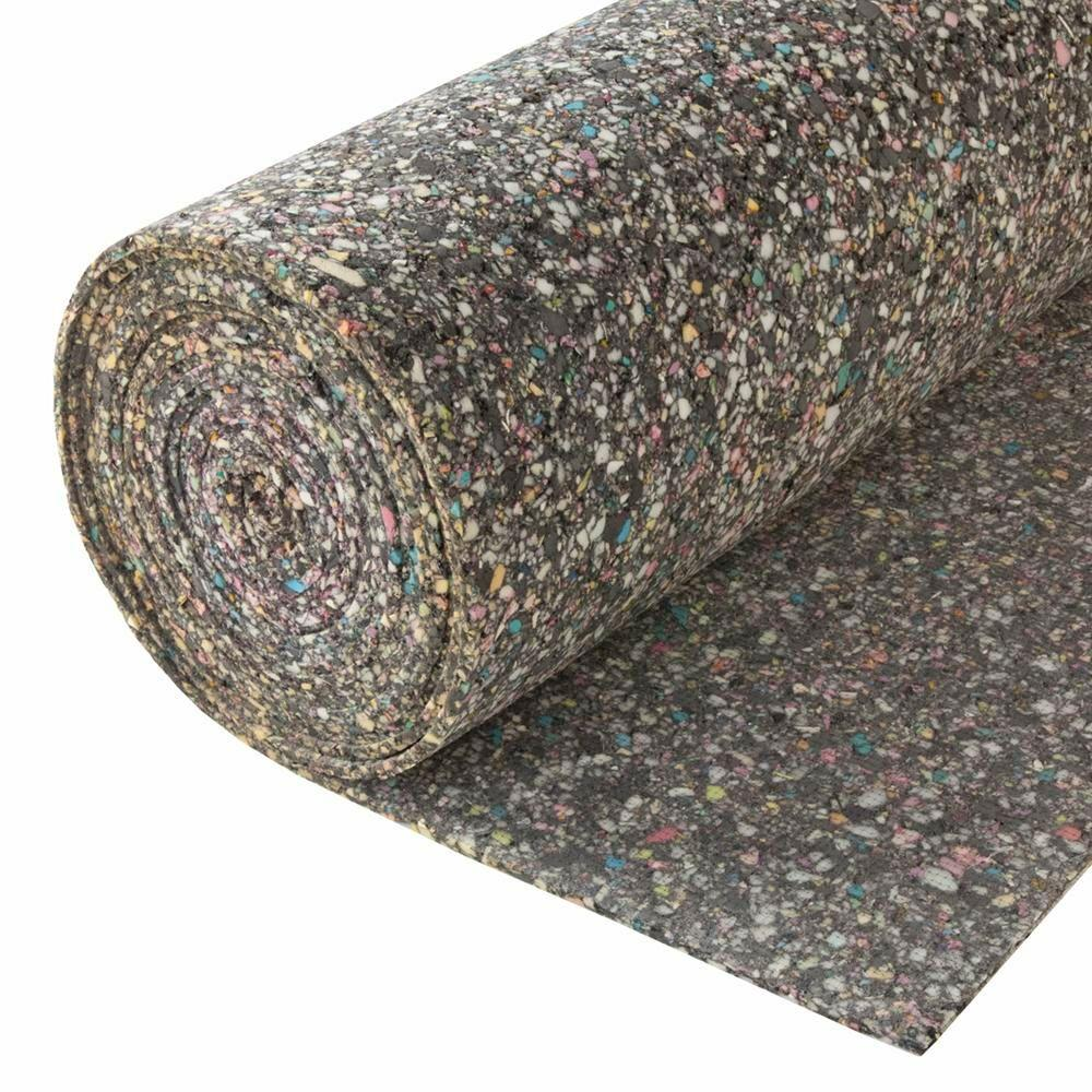 Leggett & Platt Contractor 3/8 in. Thick 5 lb. Density Rebond Carpet Pad-DISCONTINUED