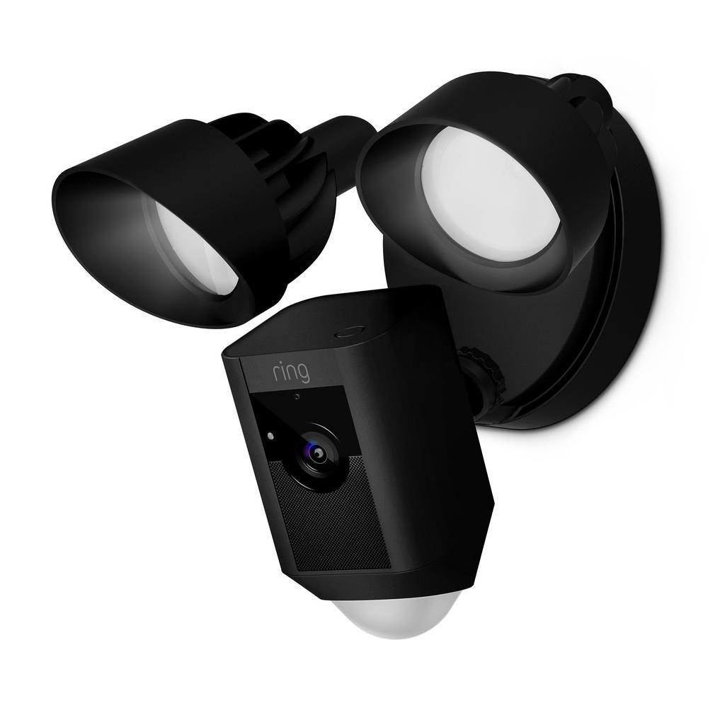 Ring Outdoor Wi-Fi Wired Standard Surveillance Camera Refurb