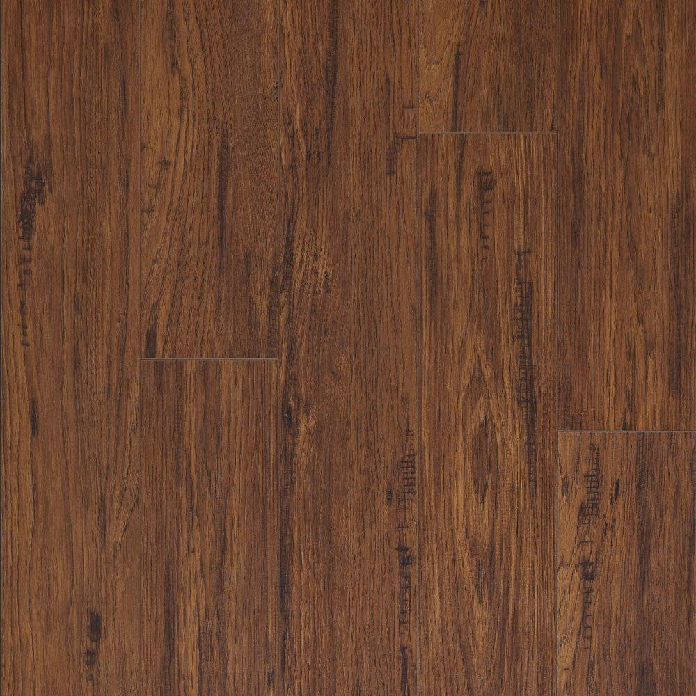Pergo Franklin Lakes Hickory Laminate Flooring 5 In X 7 Take Home