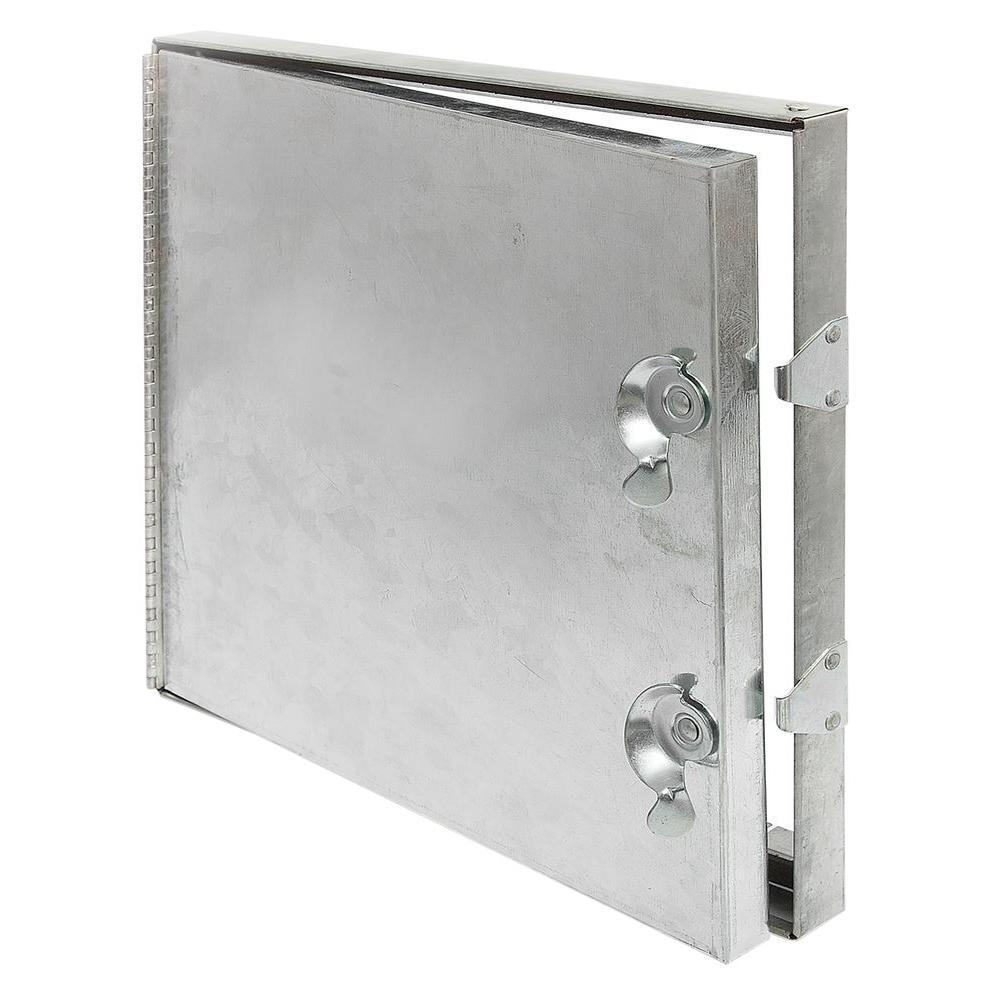 HD-5070 12 in. x 12 in. Steel Hinged Duct Access Door